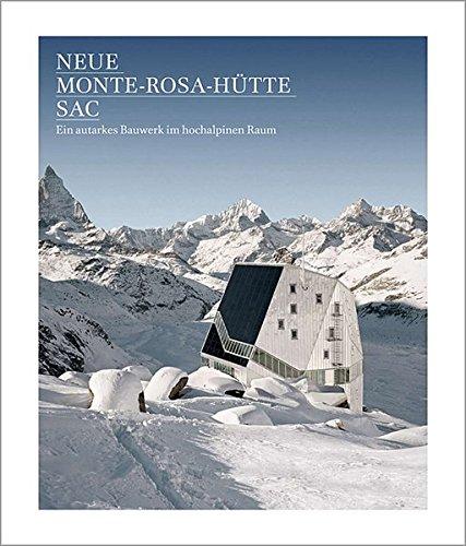 Neue Monte-Rosa-Hütte SAC: Tonatiuh Ambrosetti