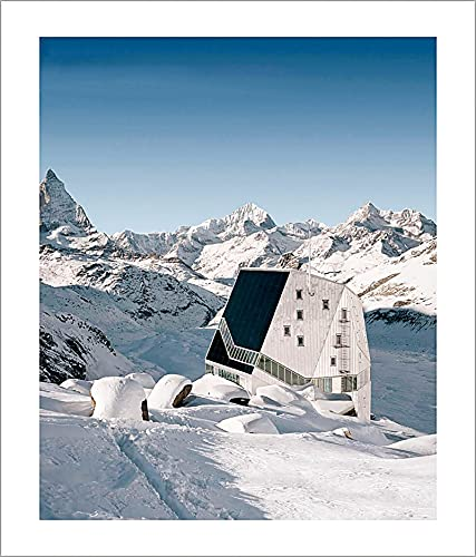 New Monte Rosa Hut SAC: Self-Sufficient Building in the High Alps