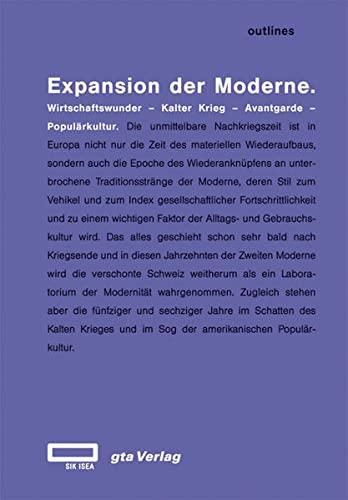 Expansion der Moderne: Juerg Albrecht