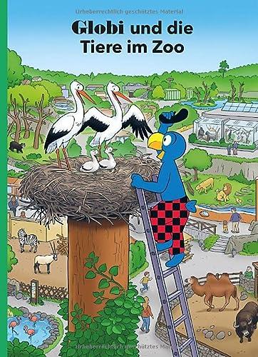 Lendenmann:Globi und die Tiere im Zoo