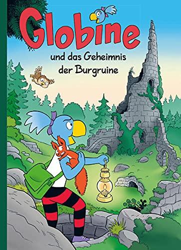 Globine und die geheimnisvolle Burgruine Cover