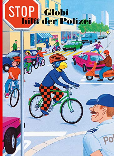 Globi hilft der Polizei Cover