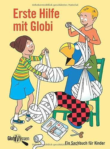 Erste Hilfe mit Globi Cover