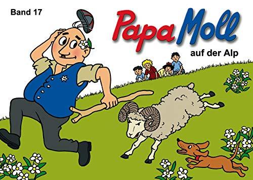 9783857033216: Jonas, Edith, Bd.17 : Papa Moll auf der Alp