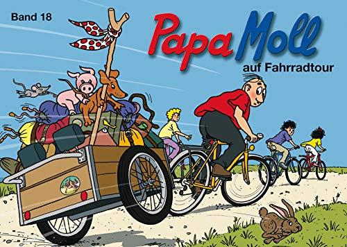 9783857033483: Papa Moll Papa Moll auf Fahrradtour