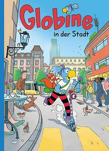 Globine in der Stadt Cover