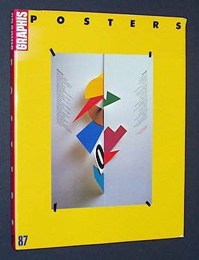 Graphis Posters 87: The International Annual of: B. Martin Pedersen