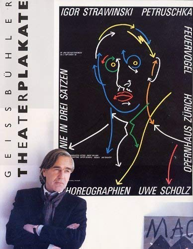 Geissbühler : Theaterplakate, Posters.: Geissbühler, Karl Domenic.