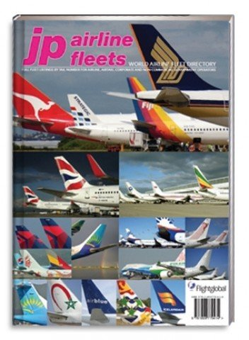 9783857581359: Jp Airline Fleets International
