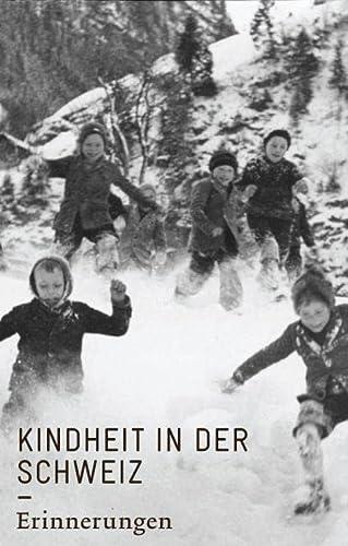 9783857917813: Kindheit in der Schweiz