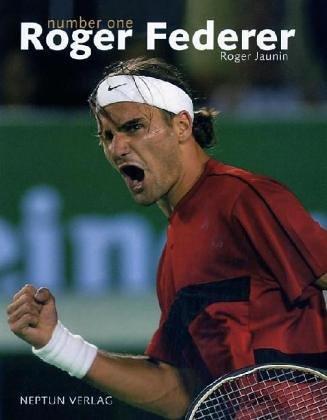 9783858201928: Roger Federer
