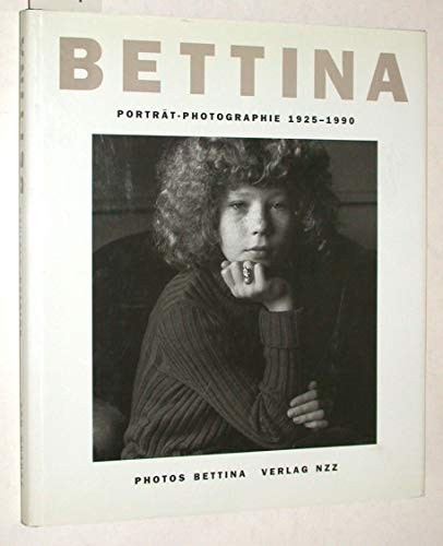 Bettina, Porträt-Photographie 1925 - 1990,