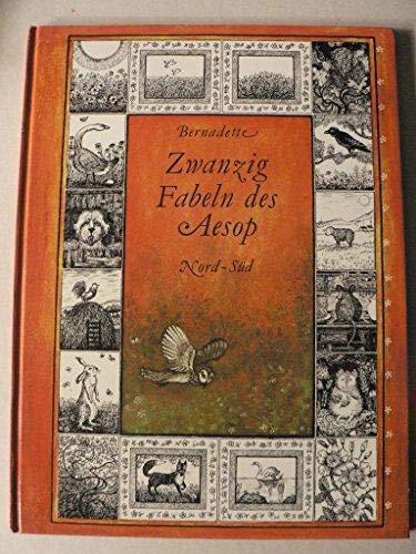 9783858251169: Zwanzig Fabeln des Aesop (German Edition)