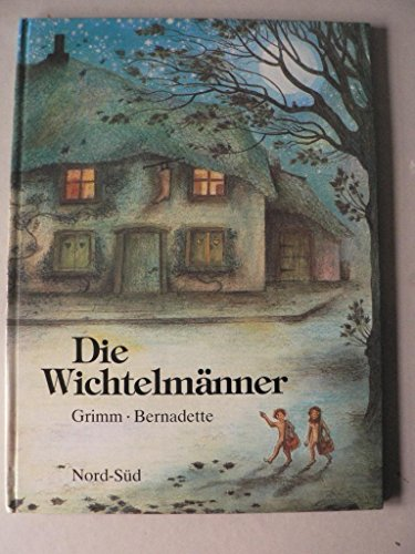 9783858252562: Die Wichtelmanner: Elves and the Shoemaker