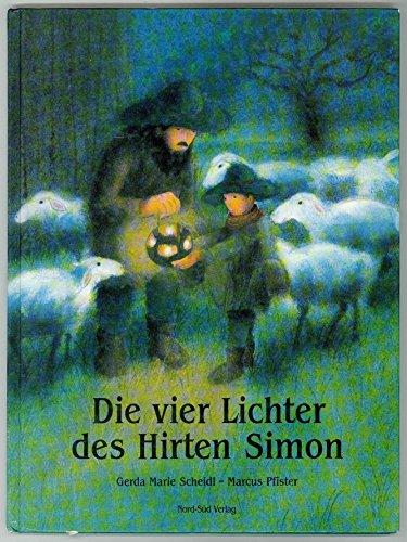 9783858252807: Die vier Lichter des Hirten Simon.