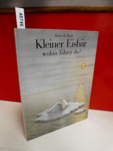 9783858252906: Klein Eis Wohin Fahrst Du Gr Lit Po (Nord-Sud Bilderbuch) (German Edition)