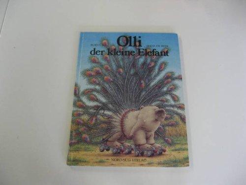 Olli Der Kleine Elefant Gr Oll (German: Bos, Burny, North-South,