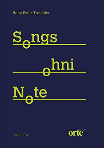 Songs ohni Note: Hans Peter Treichler