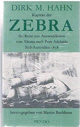 9783858421470: Die Reise mit Auswandern von Altona nach Port Adelaide, S�d-Australien 1838