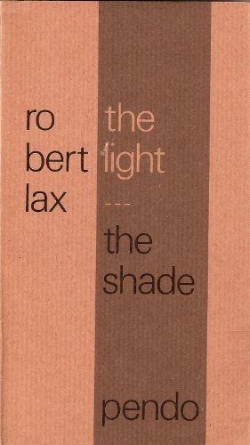 9783858421661: The Light / The Shade