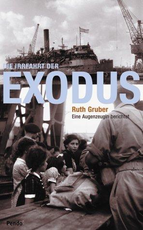 9783858424341: Die Irrfahrt der Exodus. Eine Augenzeugin berichtet.