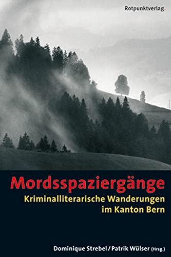9783858692290: Mordsspaziergänge, m. 1 Audio-CD