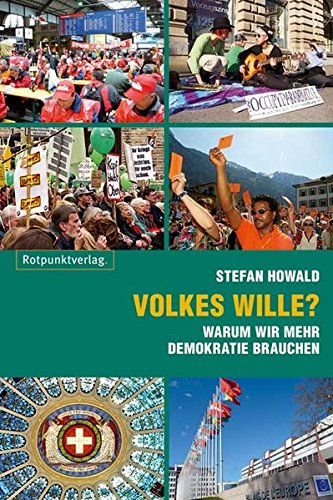 Volkes Wille?: Stefan Howald