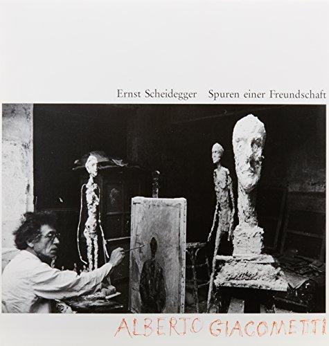 Spuren einer Freundschaft: Scheidegger, Ernst
