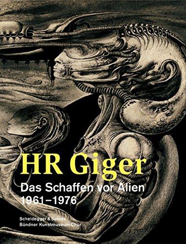 9783858811950: HR Giger - Das Schaffen vor Alien: 1961-1976