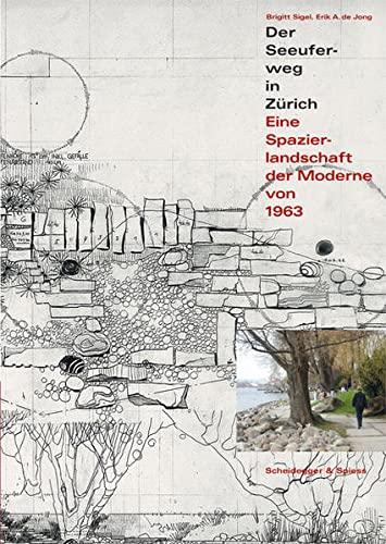 9783858812506: Der Seeuferweg in Zürichhorn