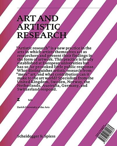 Kunst und künstlerische Forschung: Corina Caduff