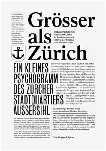 Grösser als Zürich: Helmhaus Zürich