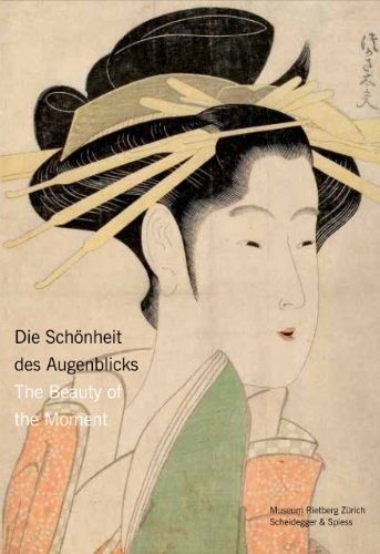 9783858813572: The Beauty of the Moment: Women in Japanese Prints /Anglais/Allemand