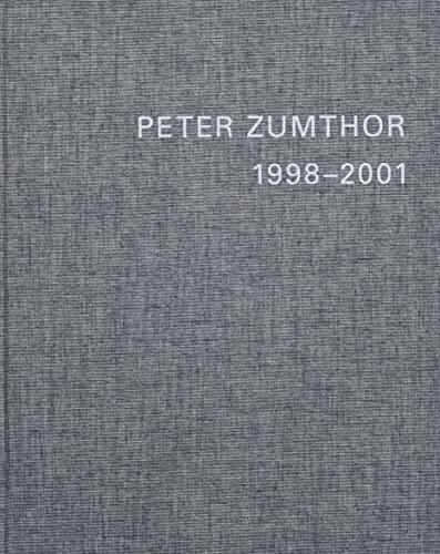 9783858814135: Peter Zumthor Band 3 /Allemand