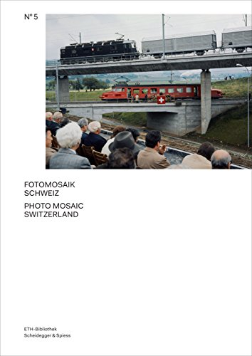 Photo Mosaic Switzerland: The Archive of the Image Agency Comet Photo AG (Hardback): Georg Kreis