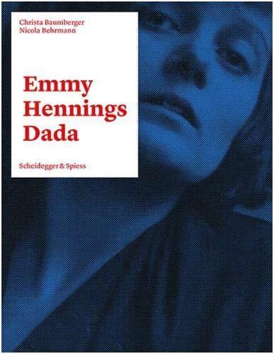 9783858814722: Emmy Hennings Dada