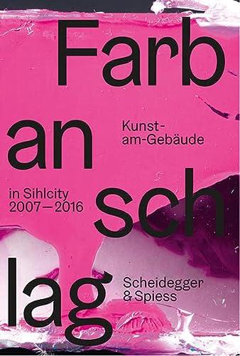 FARBANSCHLAG (Paperback)
