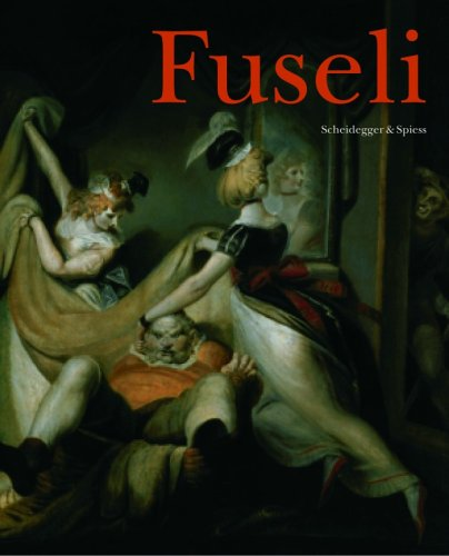 9783858817037: Fuseli: The Wild Swiss
