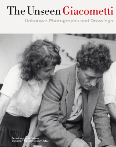 9783858817266: The Unseen Giacometti - Unknown Photographs and Drawings