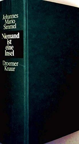 9783858860453: Niemand ist eine Insel: Roman (German Edition)