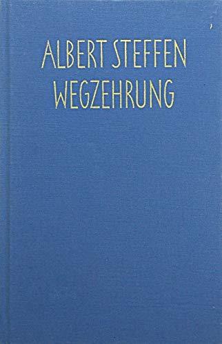 9783858891112: Wegzehrung: Gedichte (German Edition)