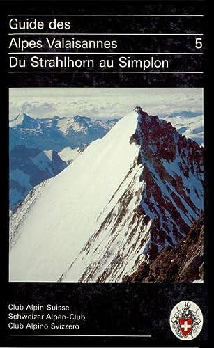 Guide des Alpes Valaisannes 5: Maurice Brandt