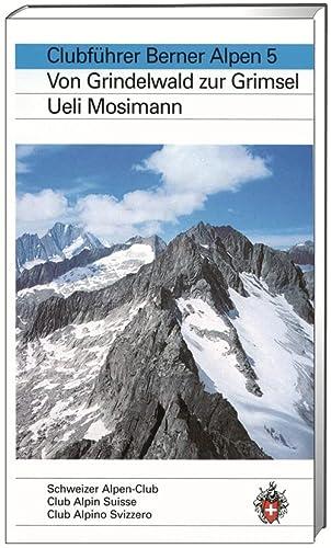 Alpinführer/ Clubführer. Berner Alpen 05: Ueli Mosimann