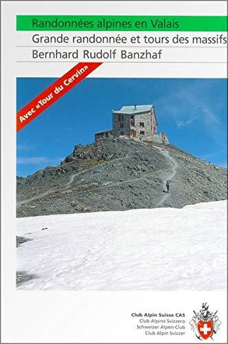 9783859022348: Rando Alpine en Valais Cervin Tour des Massifs