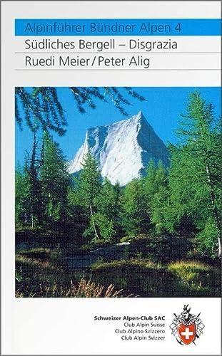 9783859022522: Alpinführer Bündner Alpen 4