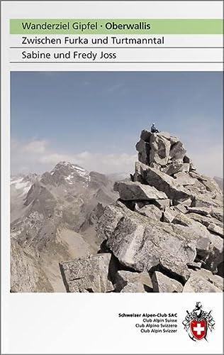 SAC Wanderziel Gipfel - Oberwallis: Zwischen Furka: Sabine Joss, Fredy