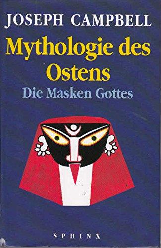 9783859140028: Mythologie des Ostens. Die Masken Gottes 2