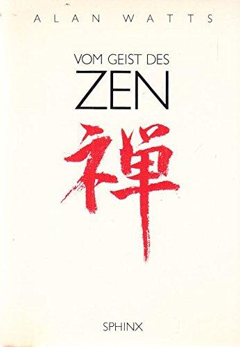 9783859141537: Vom Geist des Zen