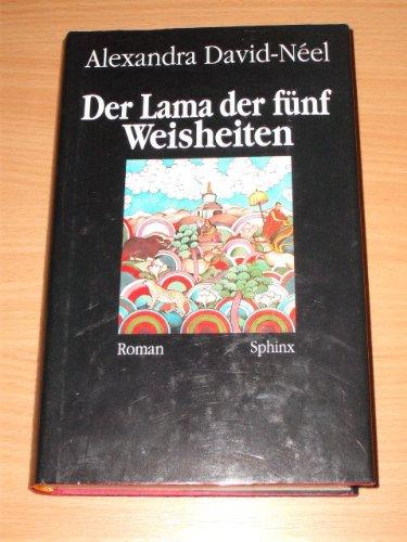 9783859144293: Der Lama der fünf Weisheiten