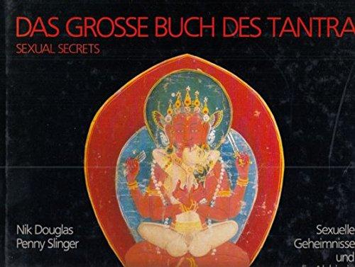 9783859146204: Das grosse Buch des Tantra: Sexuelle Geheimnisse und die Alchemie der Ekstase